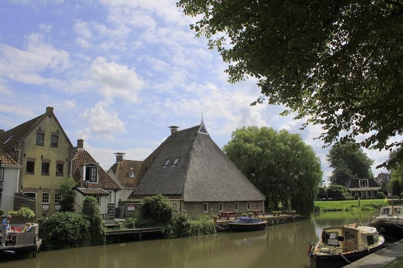 Varen in Franeker